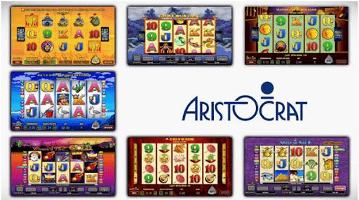 Play Aristocrat Online pokies